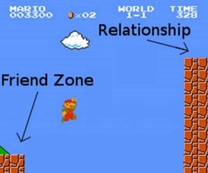 mario, Relationship, and funny image