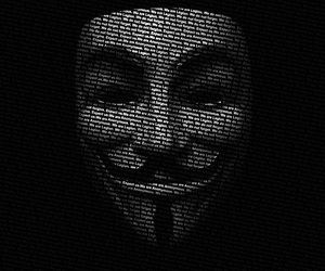 anonymous, strange, and weird image