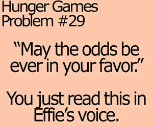 hunger games and effie image