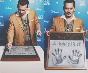depp, johnny, and hansome image