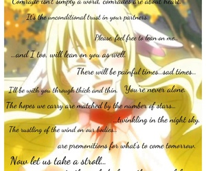 mavis, fairy tail poem, and fairy tail image