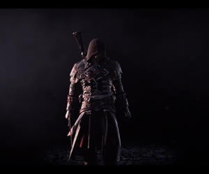 dark, assassin's creed, and shay cormac image