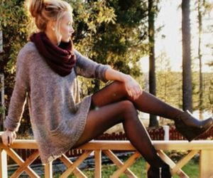 casual, cool, and Girls Fashion image