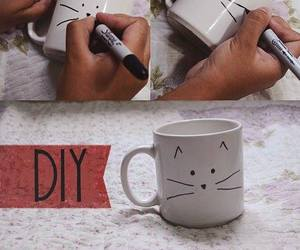 diy, cat, and cute image