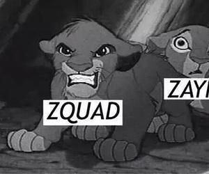 zayn malik and zquad image