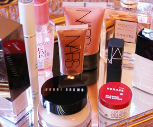 chanel, cosmetics, and nars image