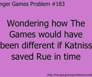 rue and hunger games image