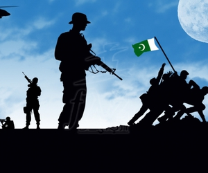 men of steel and pakistan defence day image