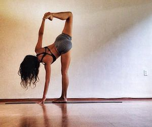 dance, peace, and fit image