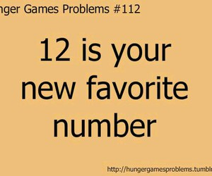 hunger games and 12 image