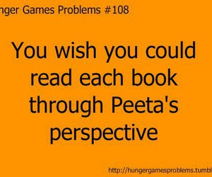 hunger games, peeta, and catching fire image