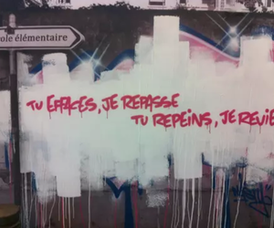 tag, wall, and writings image