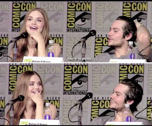 teen wolf, holland roden, and o'broden image