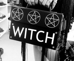 witch and black image