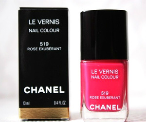 chanel, nail polish, and nails image