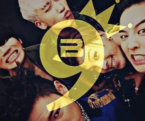 big bang, taeyang, and top image