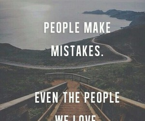 mistakes, people, and quote image