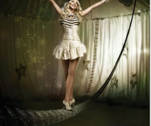 britney spears, britney, and circus image