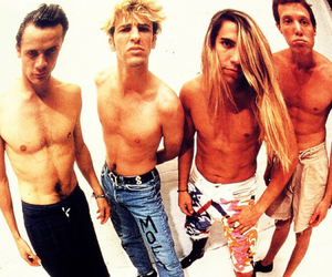 red hot chili peppers, anthony kiedis, and flea image