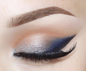 makeup and eye image