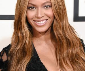 hair, beyoncé, and brown and hair image