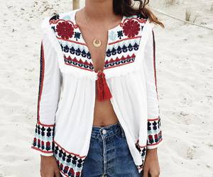 boho, fashion, and outfit image