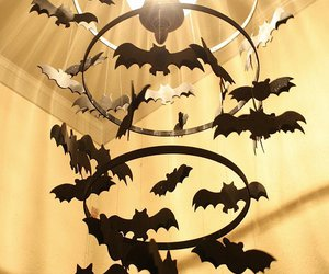 diy, Halloween, and bat image