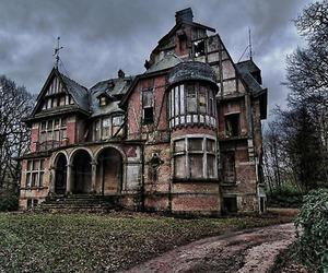 abandoned and house image