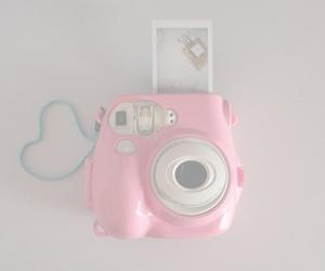 pink, cute, and camera image