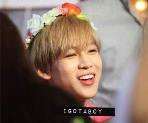 smile, love, and bambam image