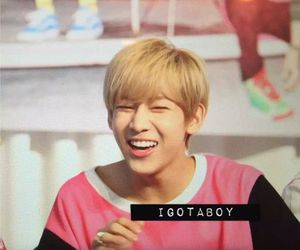 bambam, smile, and love image