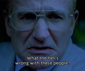 quote, people, and hell image