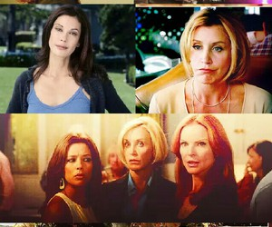 Desperate Housewives, gaby, and marcia cross image