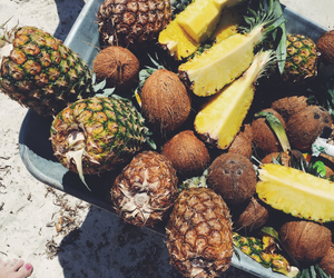 beach, coco, and FRUiTS image