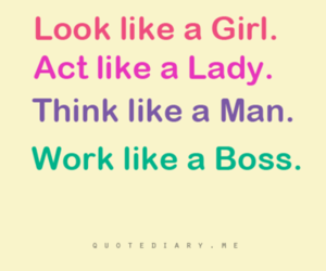 boss, quotes, and words image