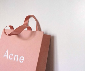 acne, pink, and acne studios image