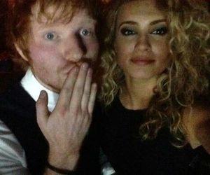 tori kelly, ed sheeran, and celebrities image