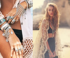 accessories, blog, and bohemian image
