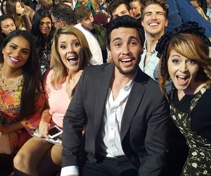 teen choice awards, youtube, and tca image
