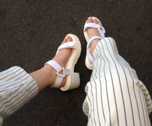 aesthetic and sandals image