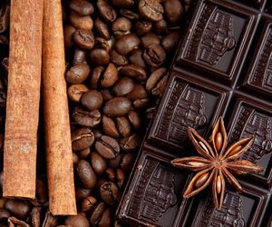 chocolate, coffee, and spices image