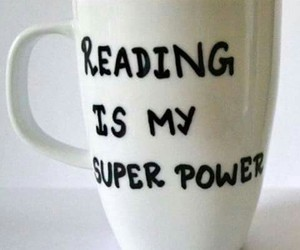 reading and super power image