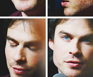 ian somerhalder and tvd image