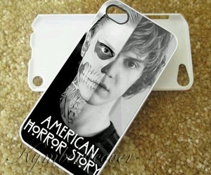 phone, evan peters, and ahs image