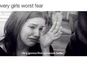 love, sad, and fear image