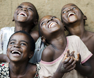 children, smile, and African image