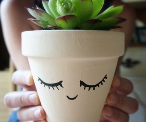 beauty, plant, and cute image