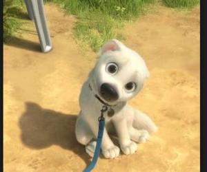 bolt, disney, and dog image