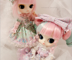angelic pretty, sweet, and doll image