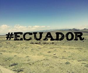 ecuador, heaven, and inspiracion image